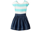 fiveloaves twofish - Stripe Abbie Dress (Little Kids/Big Kids)