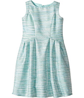 Us Angels - Sleeveless Cutaway Back with Box Pleat Skirt Dress (Toddler/Little Kids)