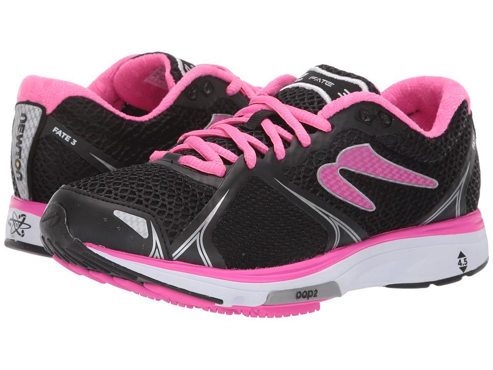 Newton Running Fate III (Black/Pink) Women