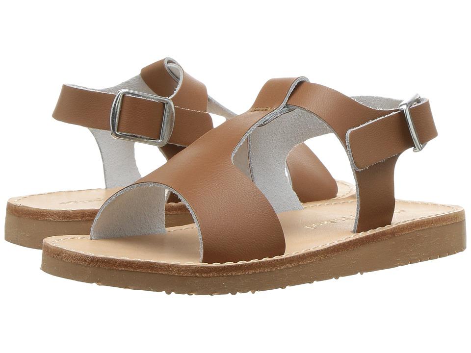 Freshly Picked Sandal (Infant/Toddler/Little Kid) (Tan) Kid's Shoes