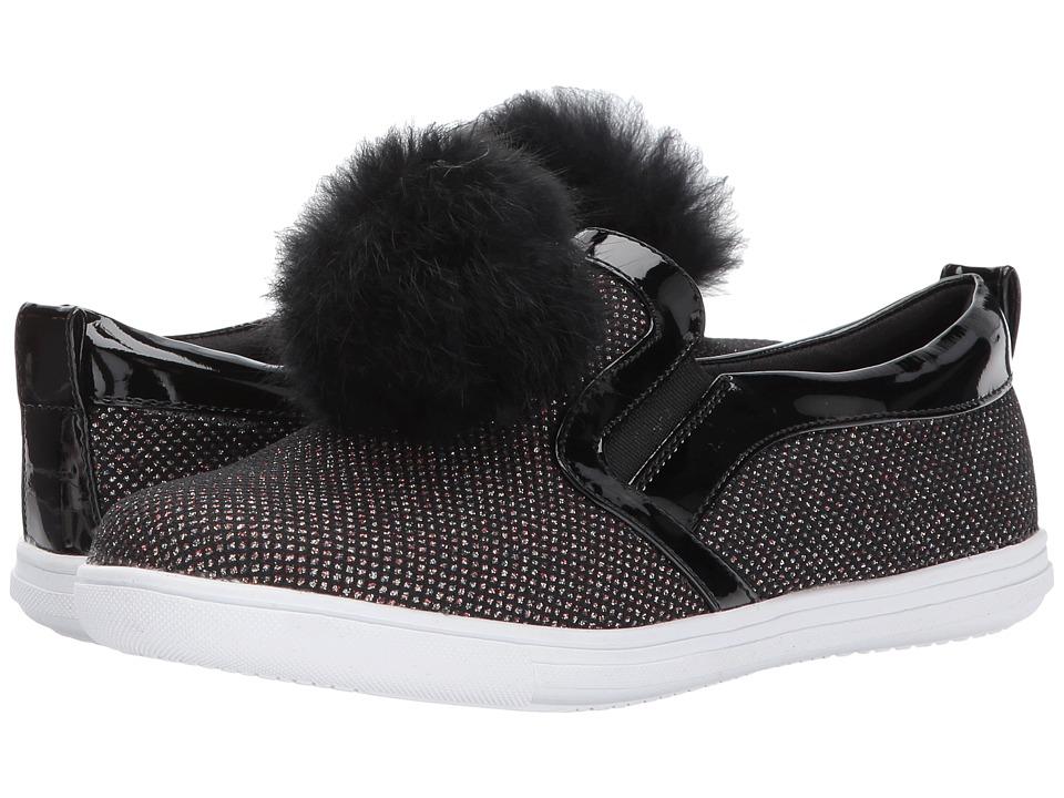Rachel Kids Jolene (Little Kid/Big Kid) (Black) Girl's Shoes