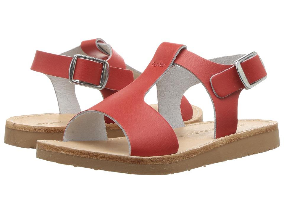 Freshly Picked Sandal (Infant/Toddler/Little Kid) (Red) Girl's Shoes