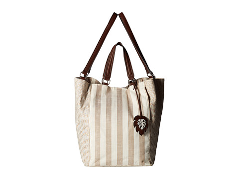 Tommy Bahama Reef Convertible Tote - Striped/Natural