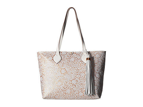 Tommy Bahama Barbados Tote - White/Gold