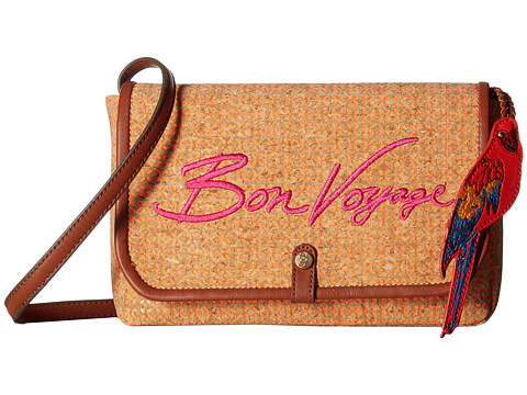 Tommy Bahama Parrot Bay Convertible Clutch Crossbody - Sunset