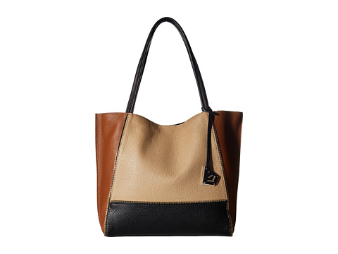 Botkier Soho Tote - Wheat Color Block