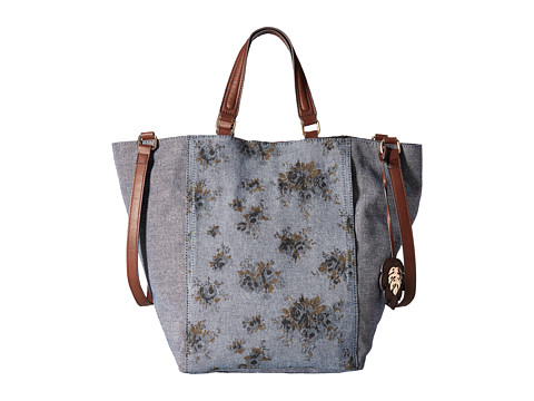 Tommy Bahama Reef Convertible Tote - Floral Textile