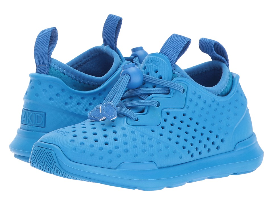 AKID Brand Chase (Toddler/Little Kid/Big Kid) (Blue) Kid's Shoes