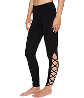 Hard Tail - X-Side Ankle Leggings