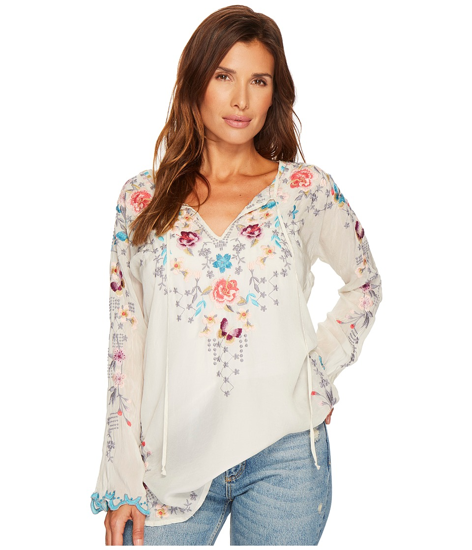 Johnny Was - Butterfly Winter Blouse