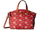 Dooney & Bourke NFL Nylon Small Gabriella Satchel