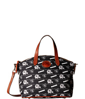 Dooney & Bourke - NFL Nylon Small Gabriella Satchel