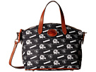 Dooney & Bourke Dooney & Bourke NFL Nylon Small Gabriella Satchel