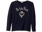 Dolce & Gabbana Kids - Be The King T-Shirt (Big Kids)