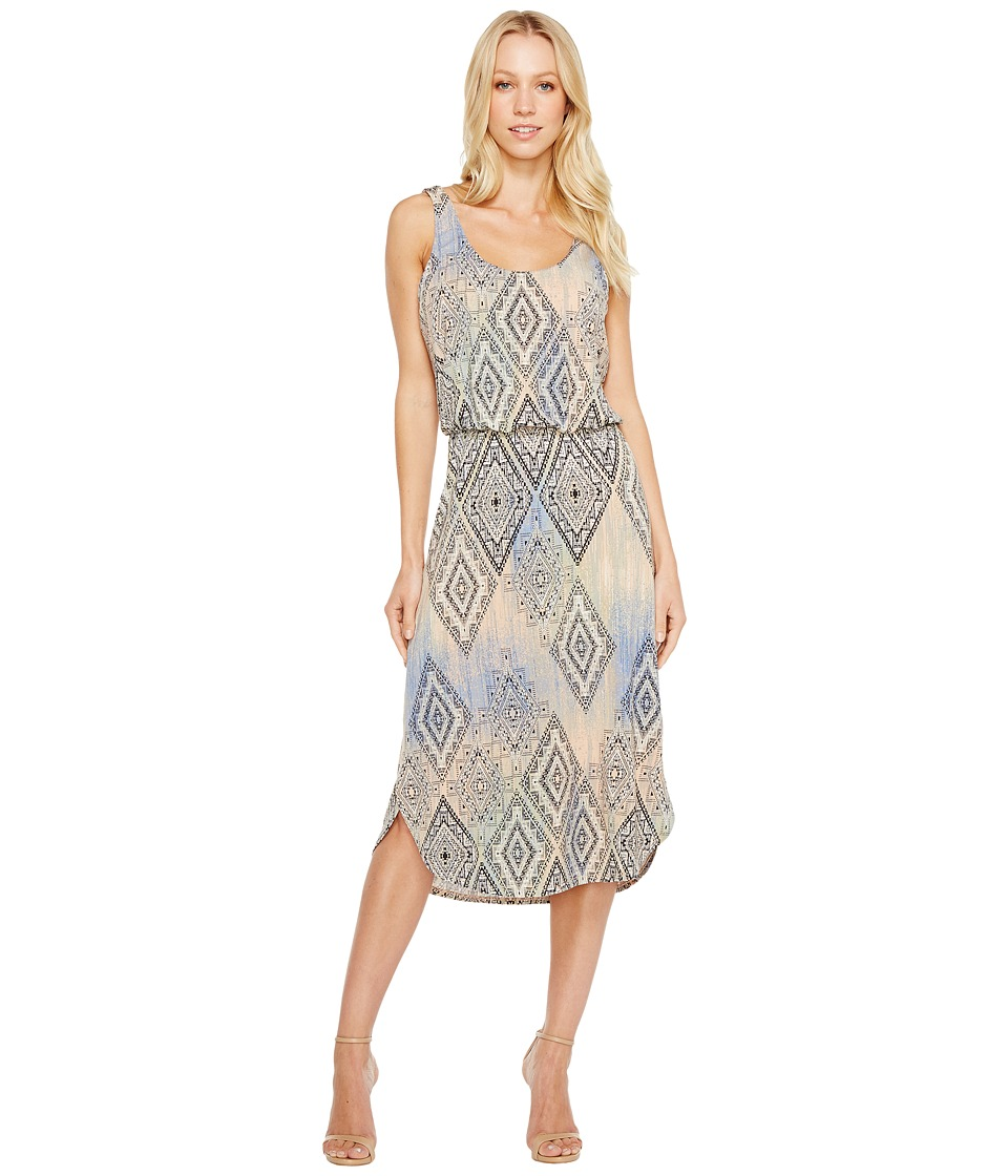 Tart Soraya Midi Dress (Aztec Overlay Diamonds) Women
