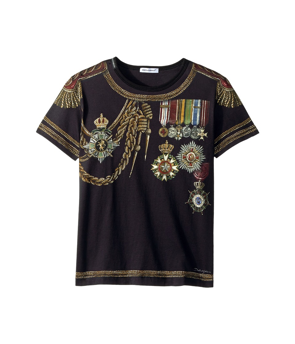 Dolce & Gabbana Kids - Medallion T-Shirt