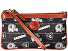 Dooney & Bourke Dooney & Bourke NFL Nylon Large Slim Wristlet