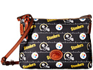 Dooney & Bourke Dooney & Bourke NFL Nylon Crossbody Pouchette