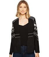 XOXO - Long Sleeve Beaded Jacket