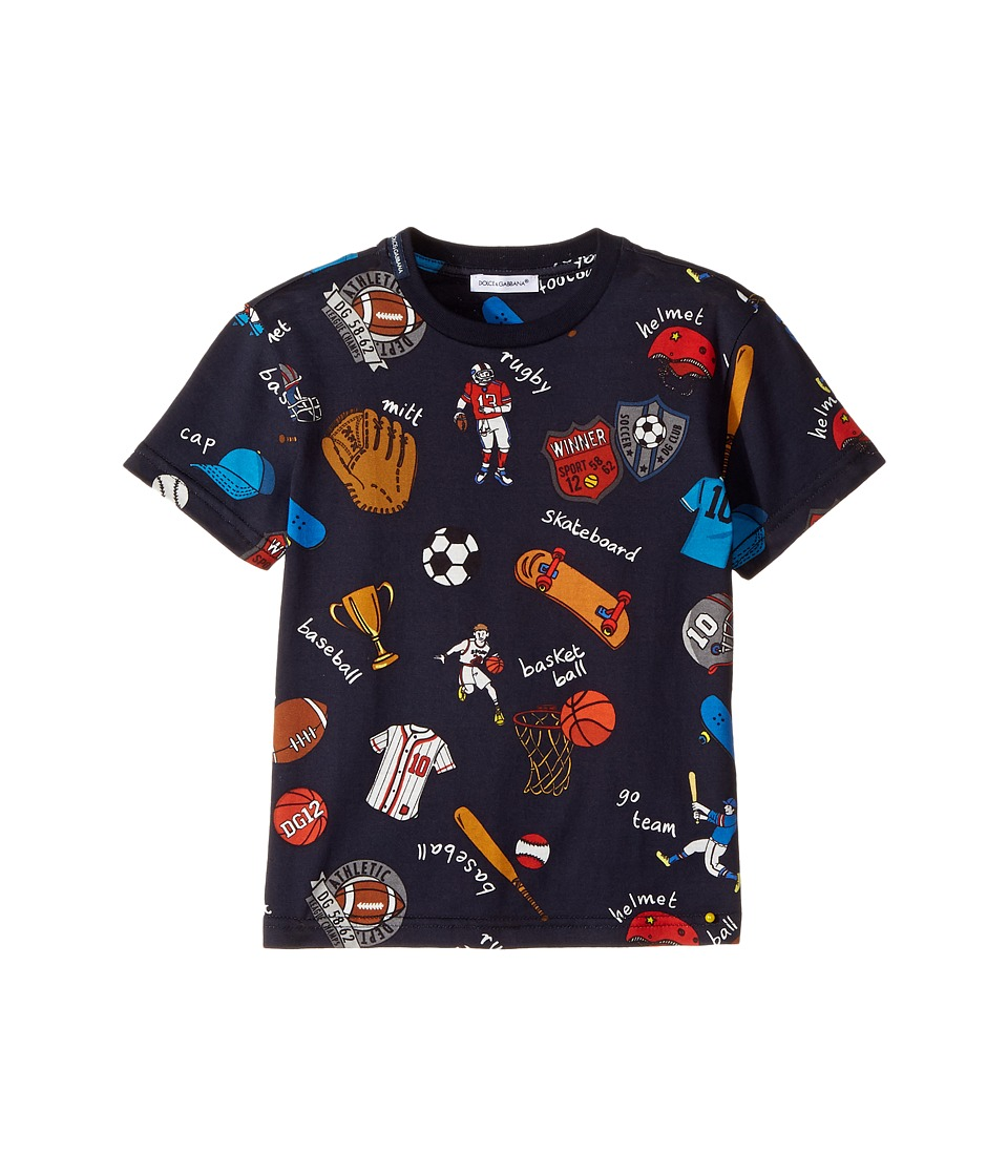 Dolce & Gabbana Kids - Back to School Sports T