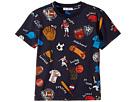 Dolce & Gabbana Kids - Back to School Sports T-Shirt (Toddler/Little Kids)
