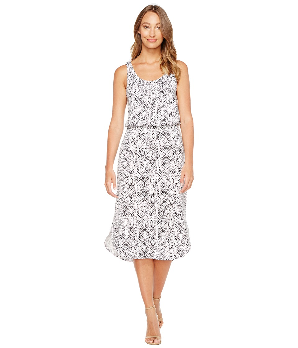 Tart Soraya Midi Dress (Mosaic Overlay) Women