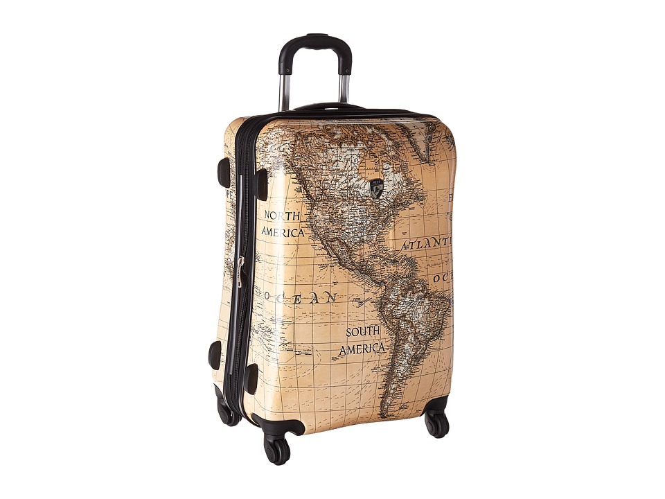 Heys America - Classical World 21 Spinner (Sepia) Luggage