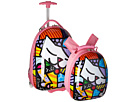 Heys America Britto Kids Luggage with Backpack