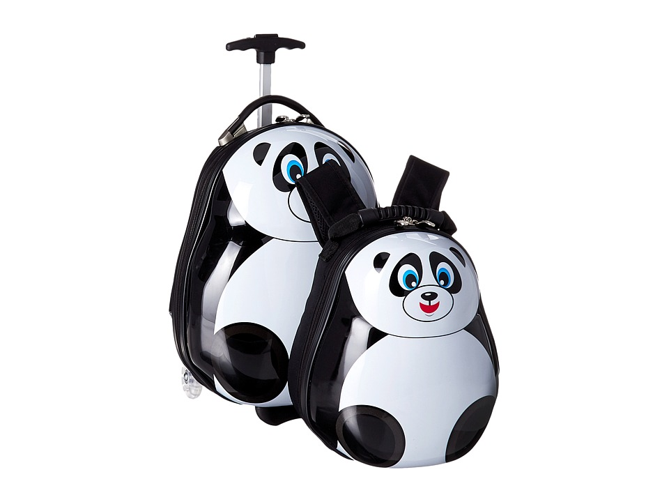 Heys America - Travel Tots Kids Luggage and Backpack (Panda) Backpack Bags
