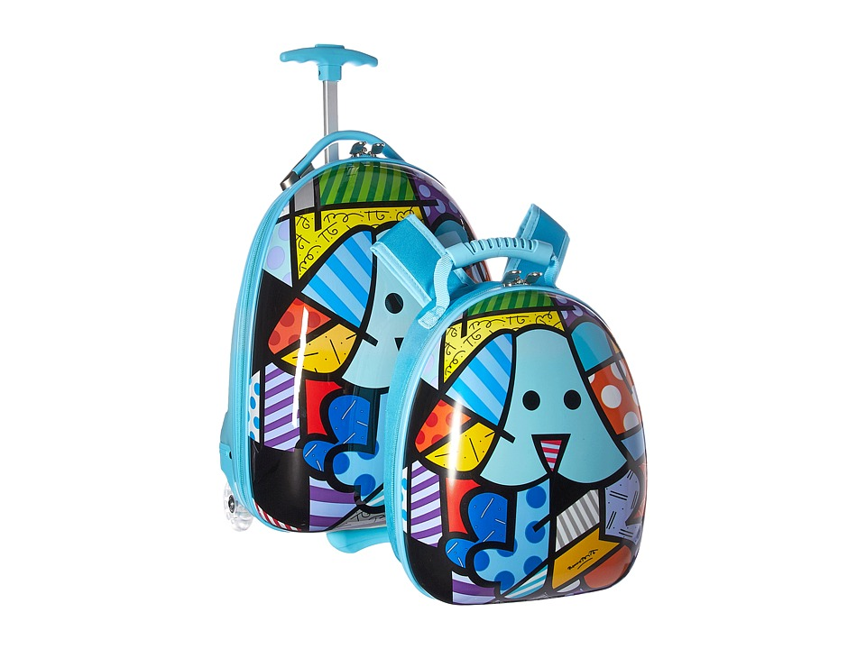 Heys America - Britto Kids Luggage with Backpack