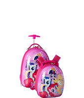 Heys America - Hasbro My Little Pony Kids Luggage with Backpack