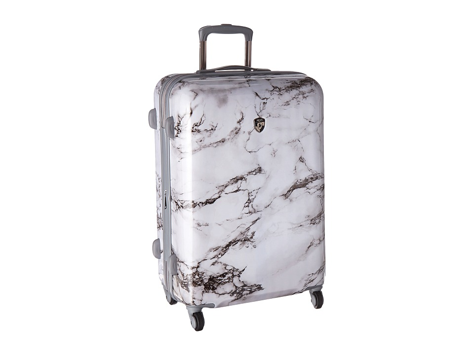 Heys America Bianco 21 Spinner (White) Luggage