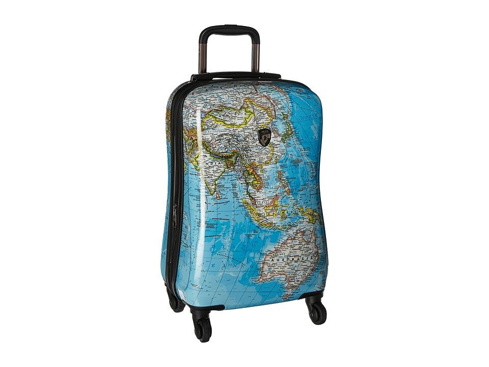 Heys America Journey 21 Spinner (Blue) Luggage