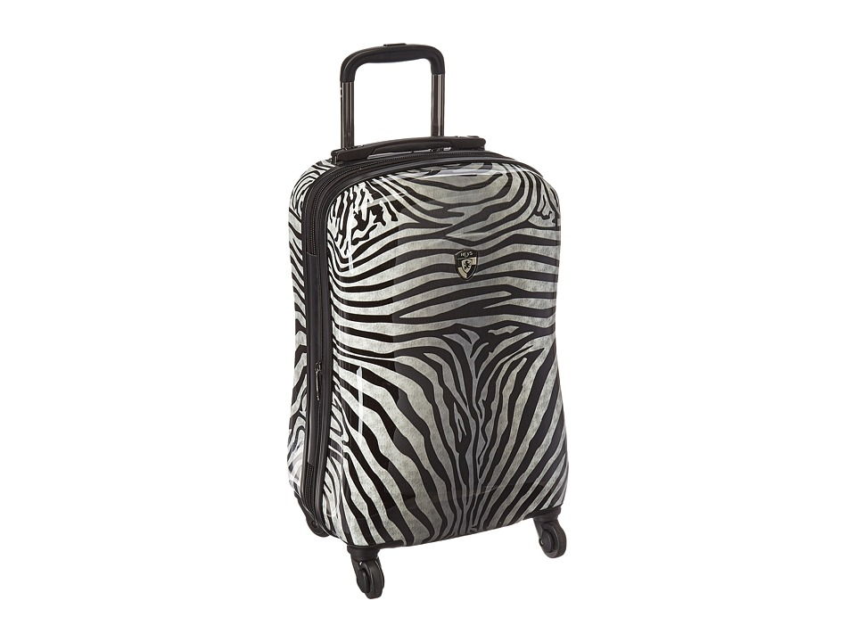 Heys America - Zebra Equus 21 Spinner (Black/White) Luggage