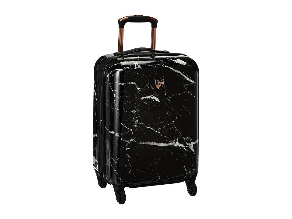 Heys America Marquina 21 Spinner (Black) Luggage