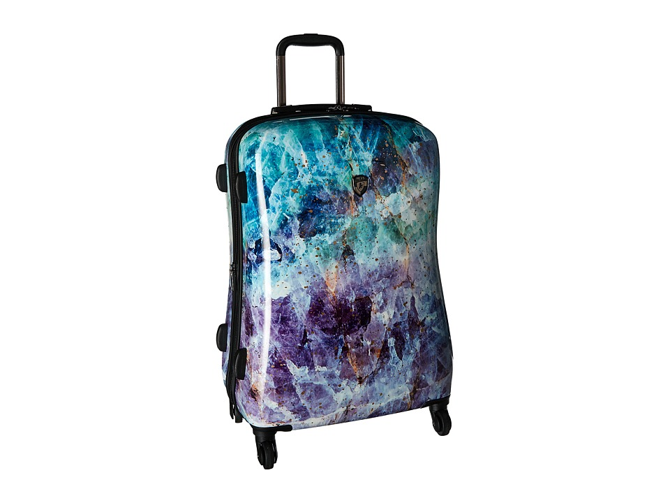 Heys America Quartz 26 Spinner (Purple) Luggage