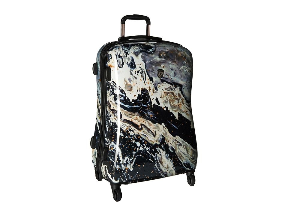Heys America Nero 26 Spinner (Black/White) Luggage