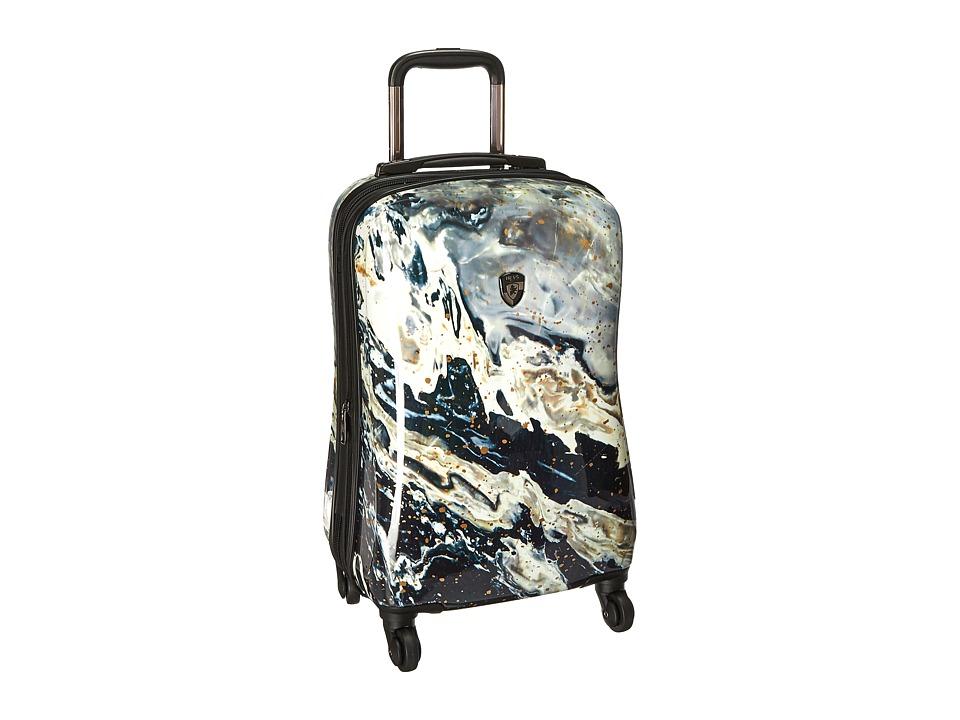 Heys America Nero 21 Spinner (Black/White) Luggage