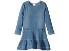 Chloe Kids - Soft Denim Dress (Toddler/Little Kids)