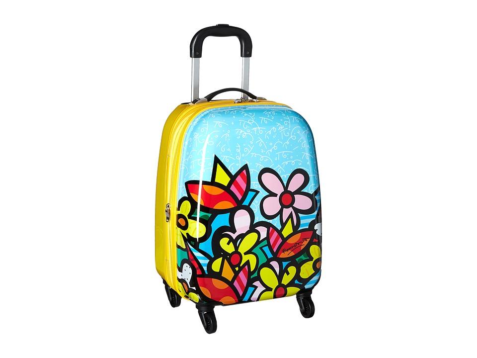Heys America - Britto Tween Spinner (Flowers) Luggage