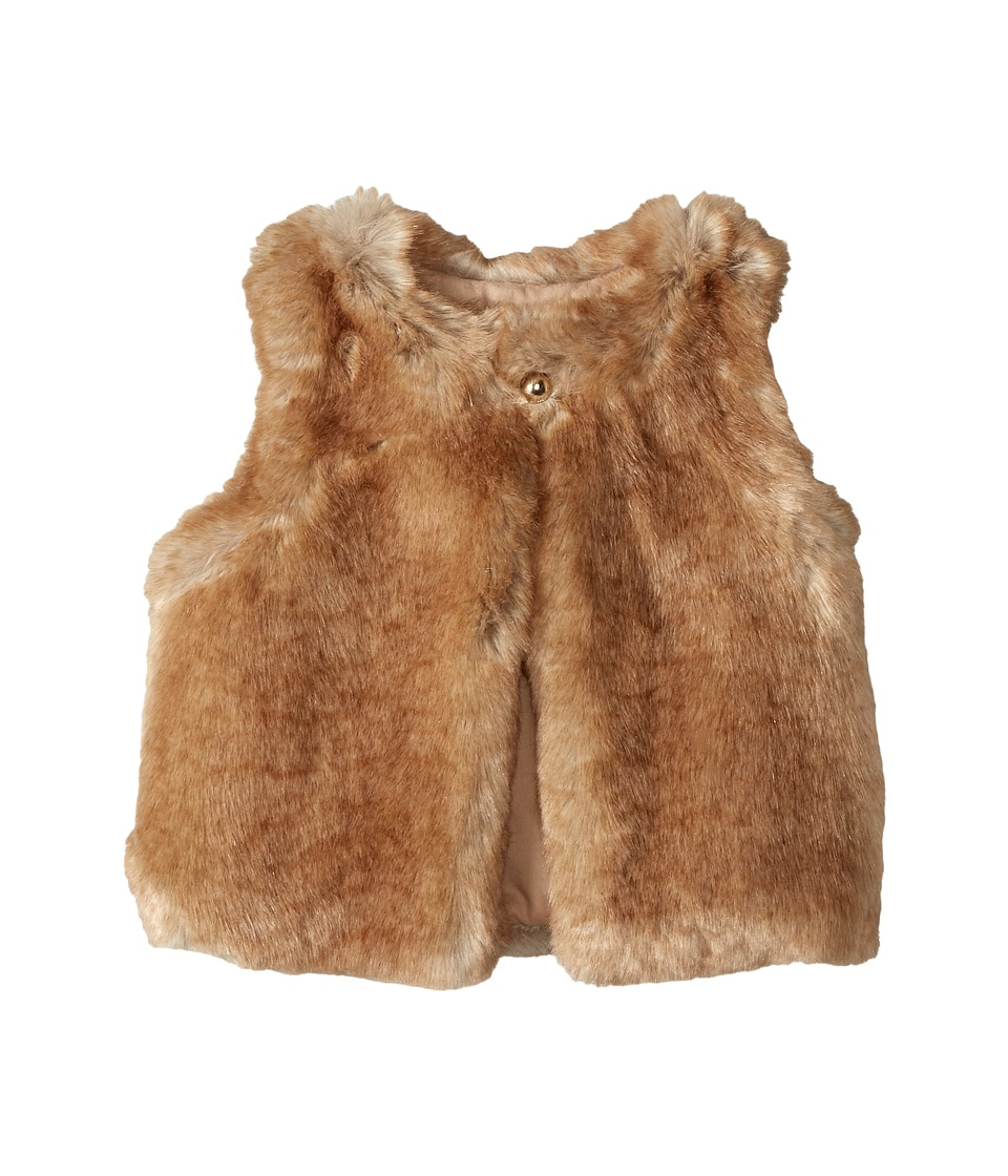 Chloe Kids - Sleeveless Faux Fur Vest