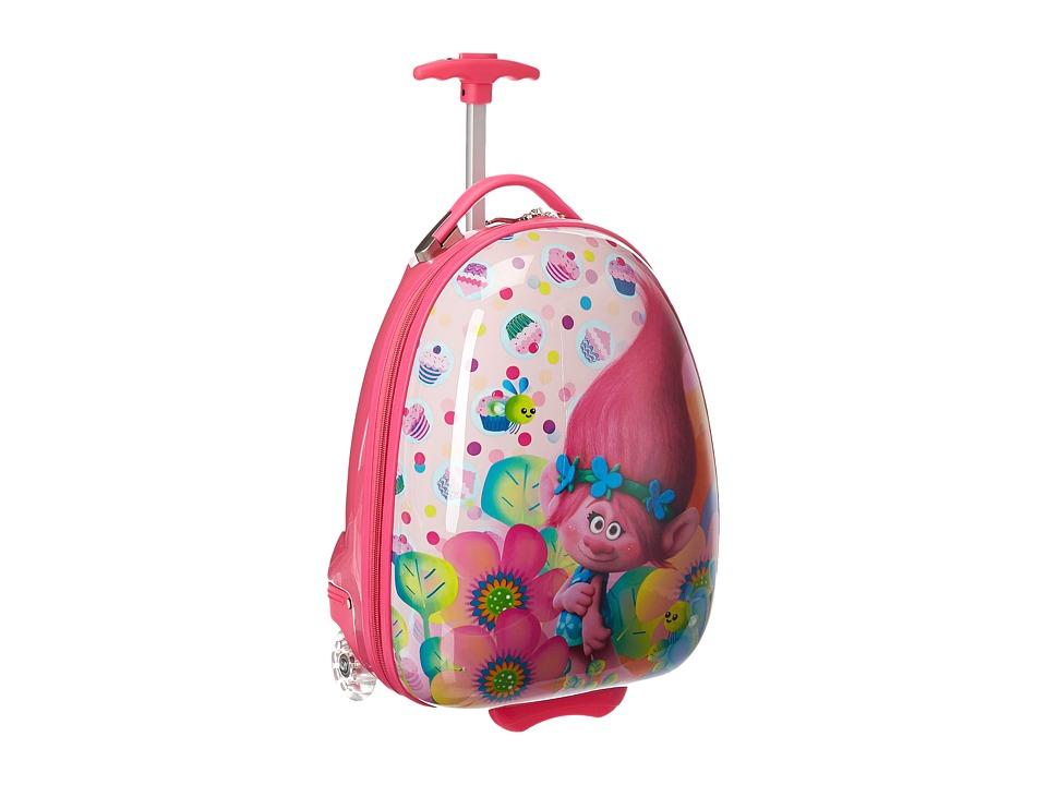 Heys America - DreamWorks Trolls Kids Hardside Luggage (P...