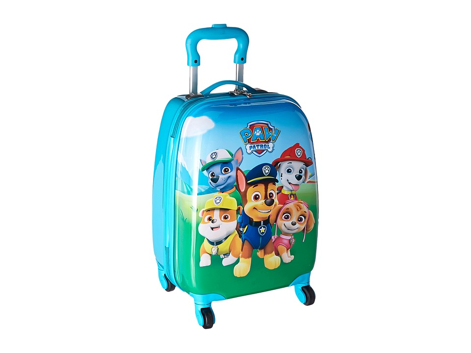 Heys America Nickelodeon Paw Patrol Kids Spinner (Green) Luggage