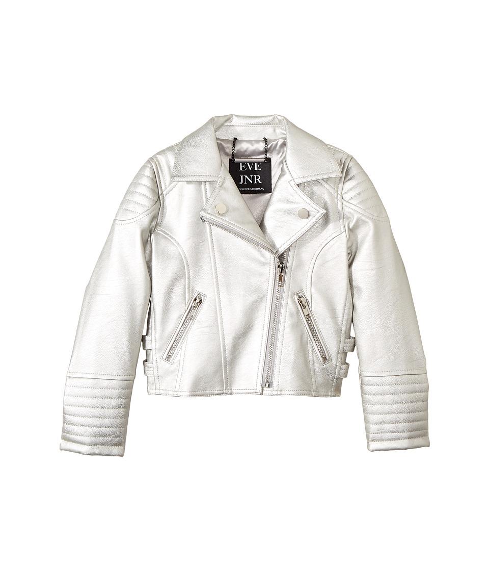 eve jnr - Vegan Leather Moto Jacket