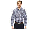 Wrangler 20X Competition Two-Pocket Snap AC Shirt Plaid