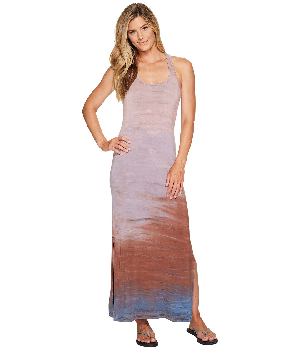 Hard Tail Racerback Dress (Rainbow Horizon 46) Women