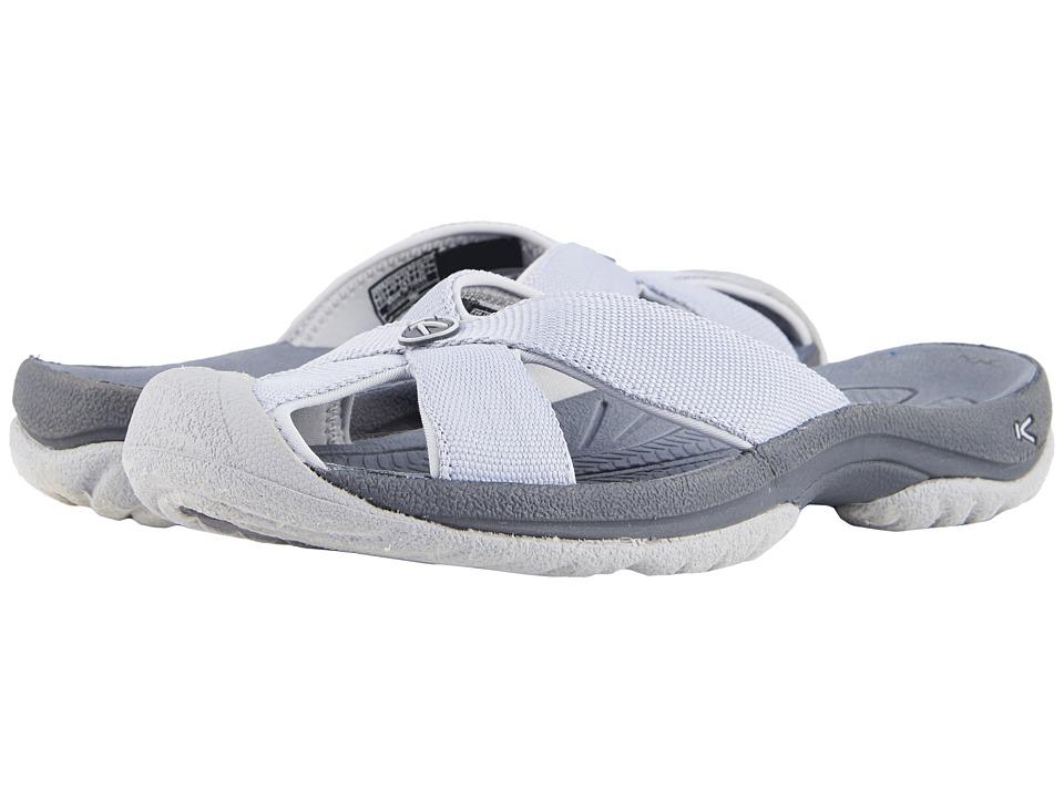 Keen Bali (Dapple Grey/Vapor) Women's Shoes