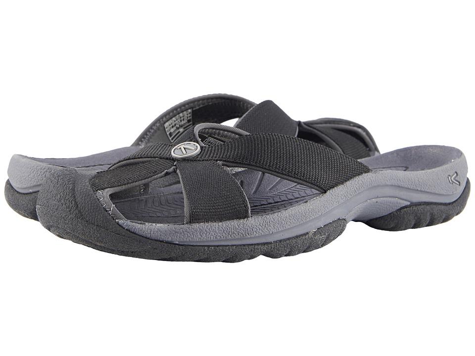 Keen Bali (Black/Magnet) Women's Shoes