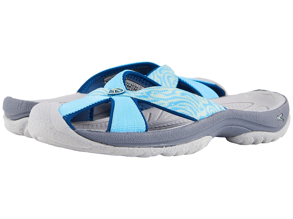 Keen Bali (Norse Blue/Blue Opal) Women's Shoes