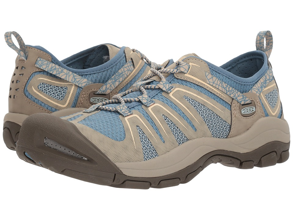 Keen McKenzie II (Sky Diver/Plaza Taupe) Women's Shoes